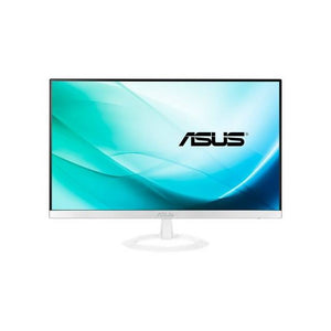 Asus VZ239H-W 23 inch Widescreen 5ms 80,000,000:1 VGA/HDMI LCD Monitor, w/Speakers (White)