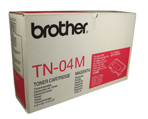 Brother Toner, TN04M, Magenta, 6,600 pg yield