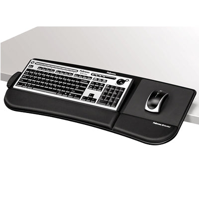 Fellowes Tilt-n-Slide Keyboard Manager