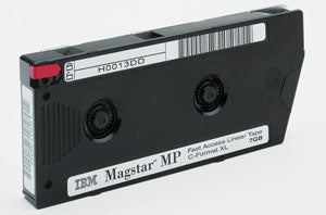 IBM Linear Tape, Magstar MP, 3570, B Model, Fast Access, 5GB