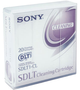 Sony Cleaning Tape, SDLT-1, S4
