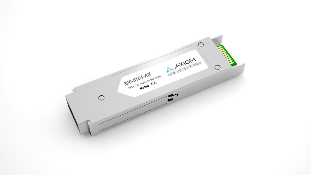 AXIOM 10GBASE-SR XFP TRANSCEIVER FOR DELL - 320-5164