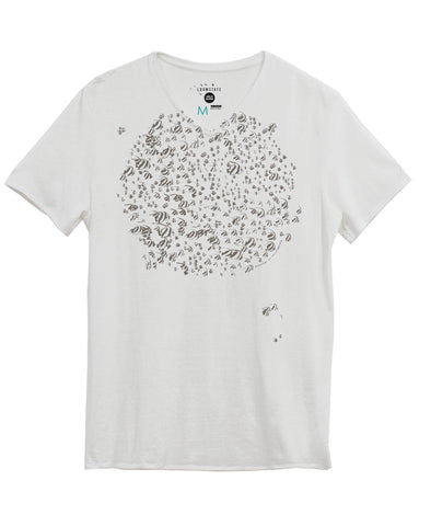 Men's Power in Numbers Tee
