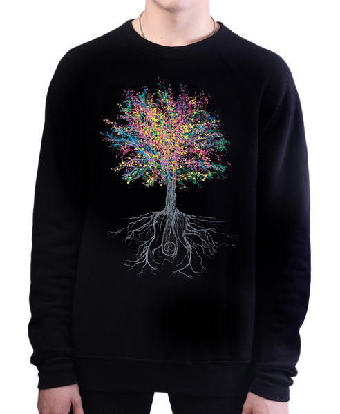 Men's It Grows on Trees Crew Sweatshirt