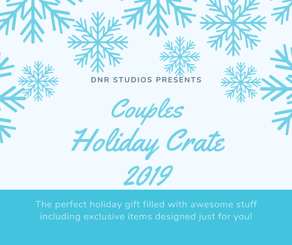 DNR Studios Couples Holiday Crate 2019