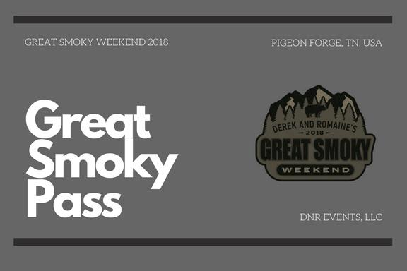 Great Smoky Pass- Great Smoky Weekend 2021