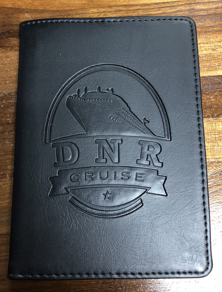 DNR Cruise Passport Book