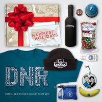 2017- DNR Holiday crate