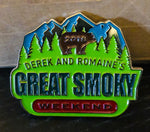 DNR Great Smoky Weekend Pin