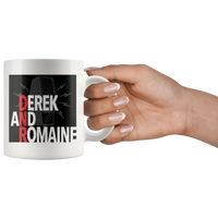Derek and Romaine Mug