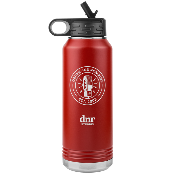 Derek and Romaine 30oz Water Bottle Tumbler