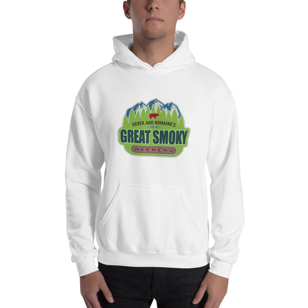 2018 Great Smoky Weekend -Hooded Sweatshirt