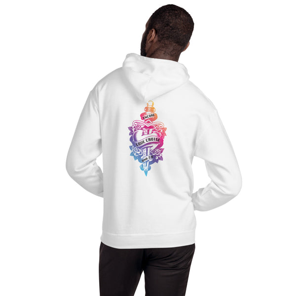 DNR Tattoo Encore Love Cruise - Unisex Hoodie