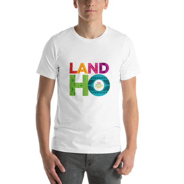Land Ho- Mexican Fiesta- Short-Sleeve Unisex T-Shirt