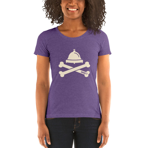 Death By Shade - Ladies' short sleeve t-shirt