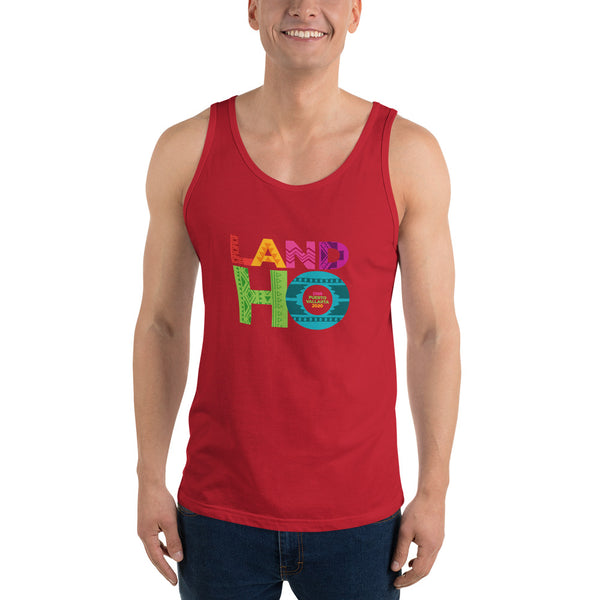 Land Ho- Mexican Fiesta- Unisex Tank Top