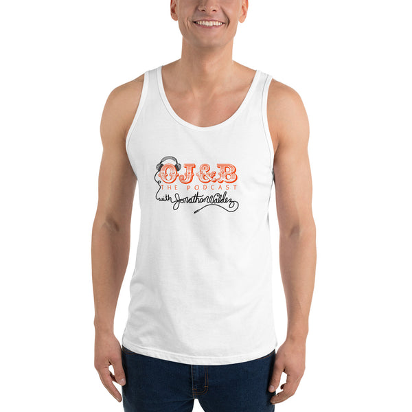 OJ&B The Podcast Unisex Tank Top