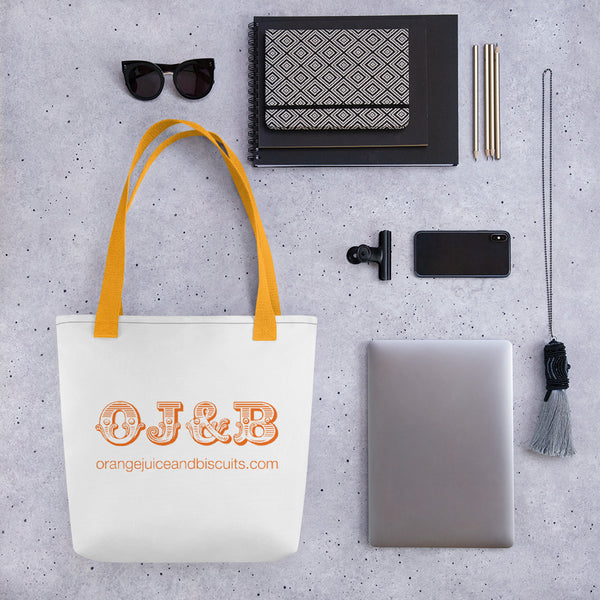 OJ&B Official Tote bag