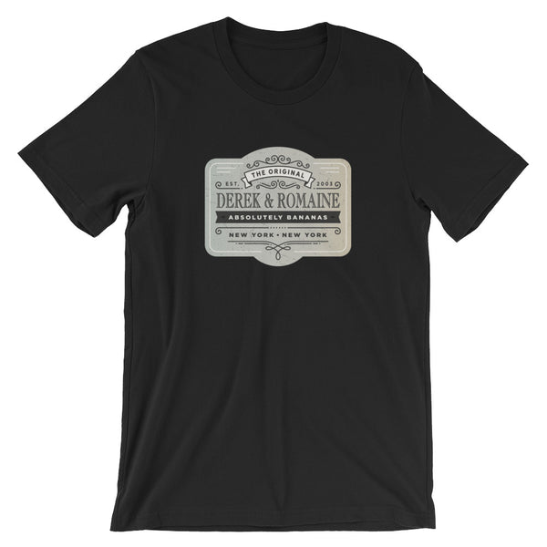 Vintage Derek and Romaine- Short-Sleeve Unisex T-Shirt