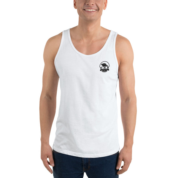 DNR Cruise Small Logo- Unisex  Tank Top