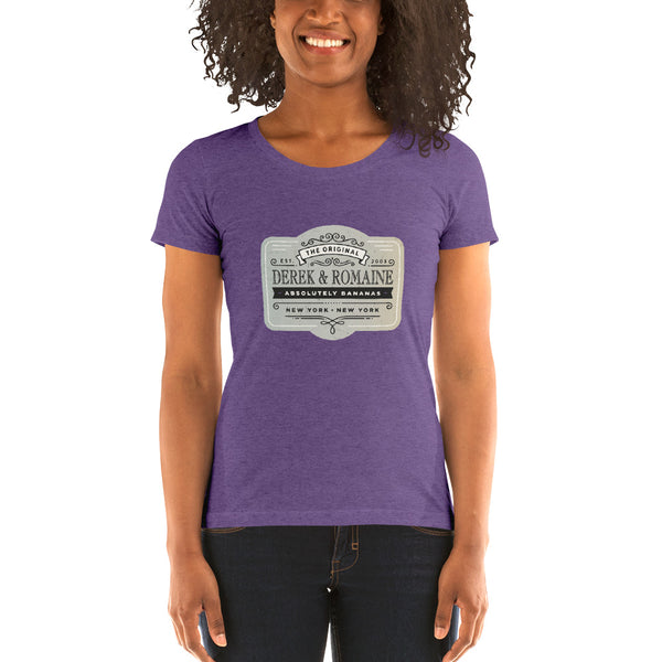 Vintage Derek and Romaine - Ladies' short sleeve t-shirt