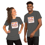 The Cake Dealer- OJNB -Short-Sleeve Unisex T-Shirt
