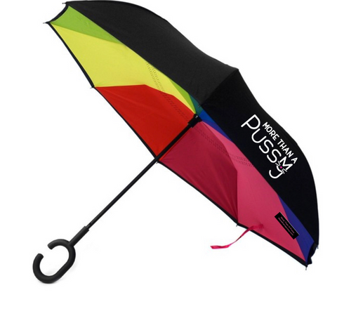 The M.T.A.P., Rainbow Umbrella-IN STORE ONLY