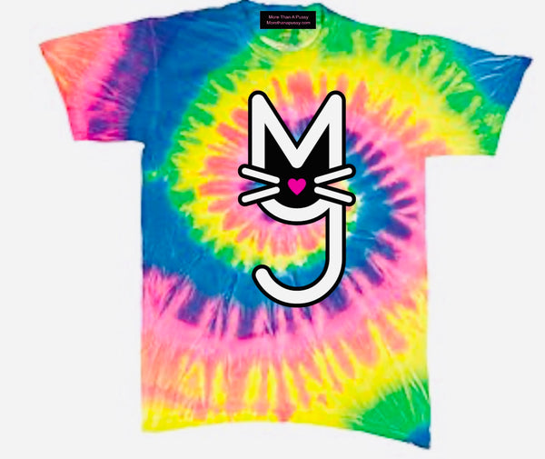 The Tayla, M.T.A.P. Kitty Tie Dye Tee