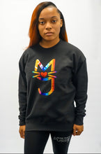 Load image into Gallery viewer, The Isabella, Rainbow M.T.A.P. Kitty Sweatshirt