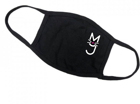 Face Covering, M.T.A.P. Kitty White Logo