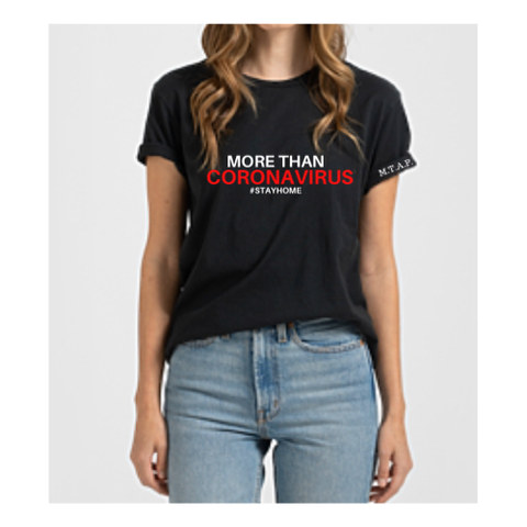 The Dr.Amy, More Than Coronavirus T-Shirt
