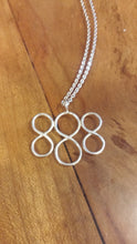 """Infinity"" Silver Necklace"