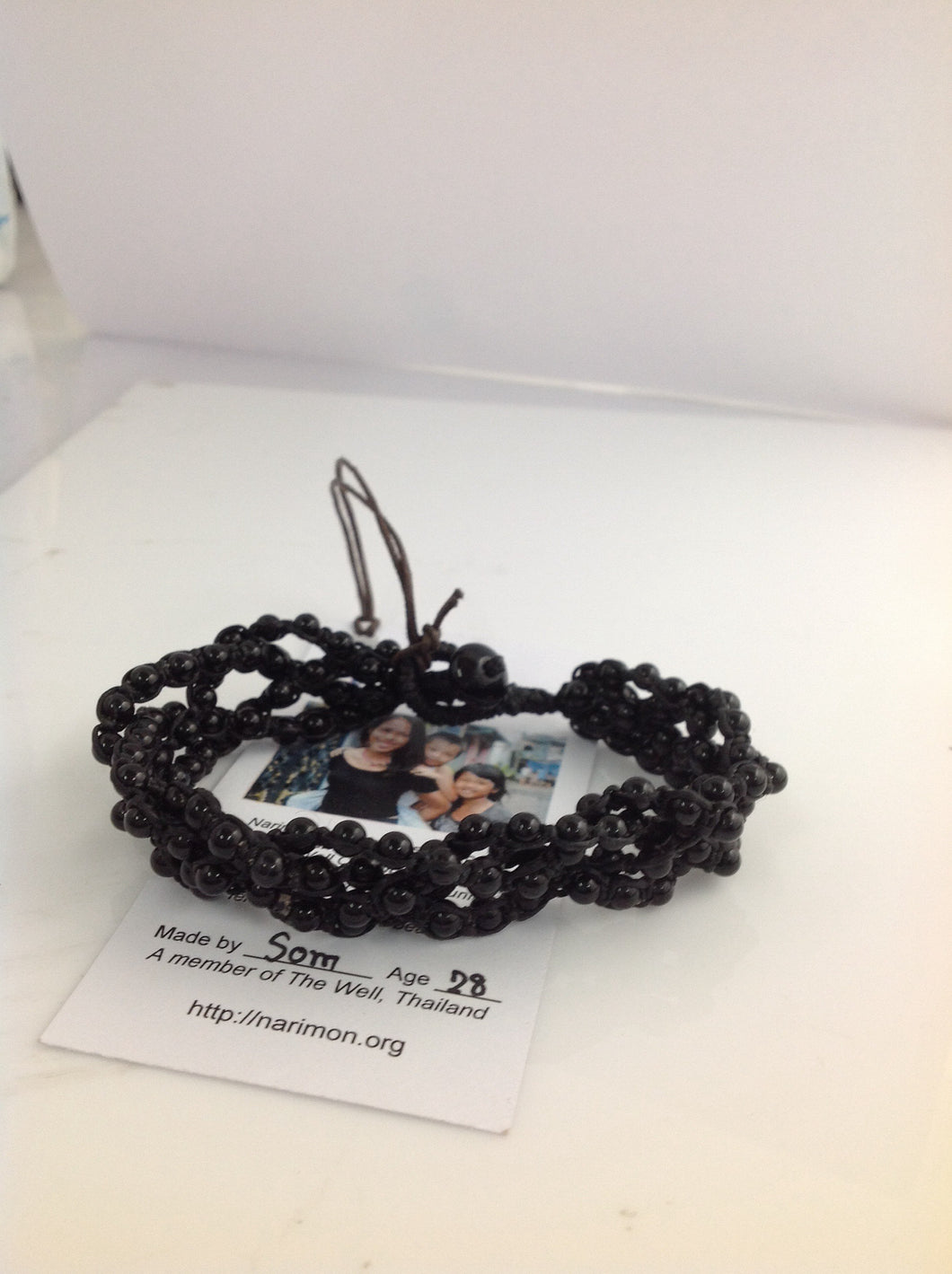 Black Agate and Crochet 9