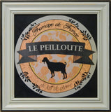 French Cheese Label III