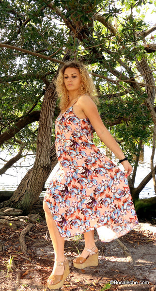 Del Flor Dress - BOCALECHE - 4