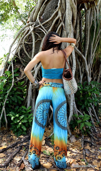Earth and Water Exuma pants - BOCALECHE - 5