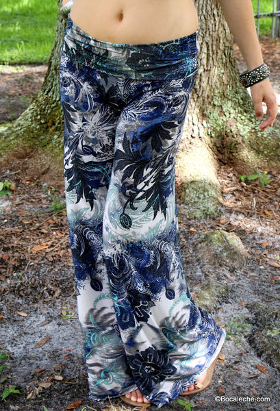 True Blues Exuma Pants - BOCALECHE - 2