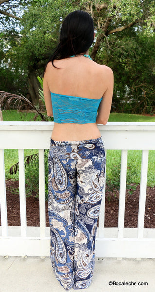 Ocean breeze Exuma pants - BOCALECHE - 5