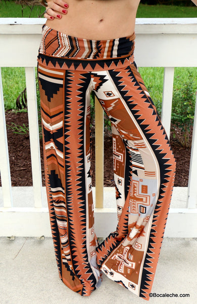 Walk Like An Egyptian New Generation Exuma Pants - BOCALECHE - 2