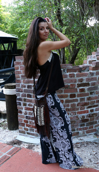 native love Exuma pants - BOCALECHE - 5