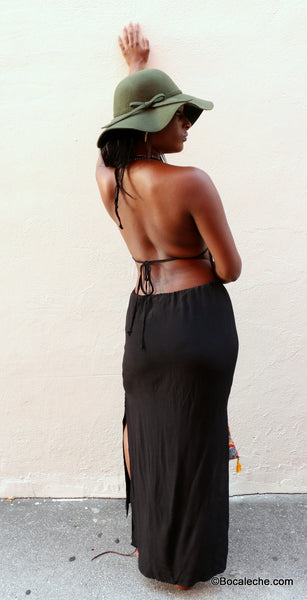 Adventure Awaits Maxi Dress