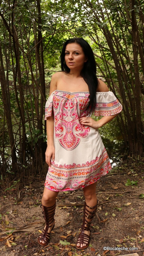 Breezy Mini Dress - BOCALECHE - 1