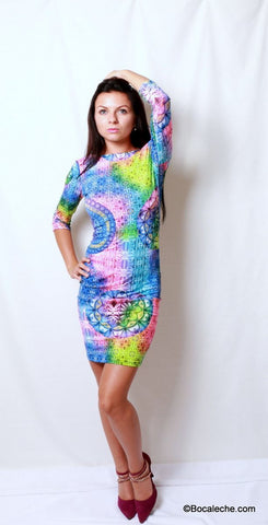 Colors around the World Dress