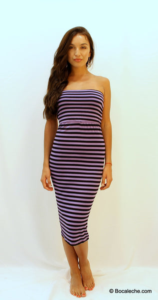 Earned my purple stripes maxi - BOCALECHE - 1