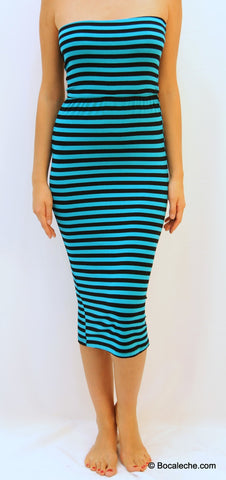 Earned My Stripes Maxi