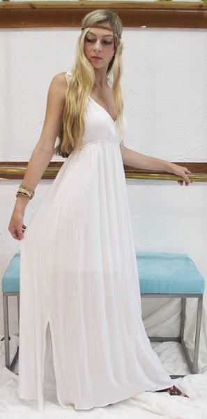 Goddess in Greece dress - BOCALECHE - 1