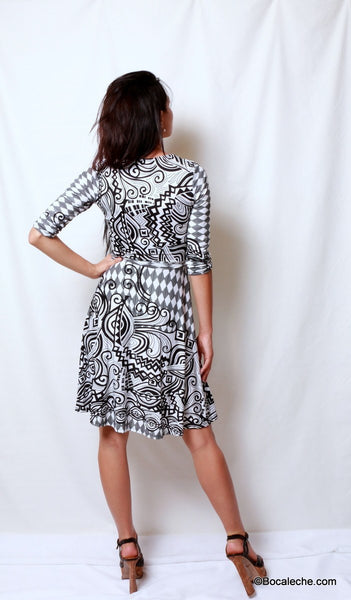 Happy Hour Dress - BOCALECHE - 4