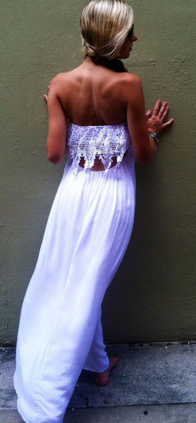 Mandi's Maxi dress - BOCALECHE - 2