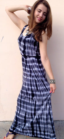 Other`s Follow Tye-Dye Maxi