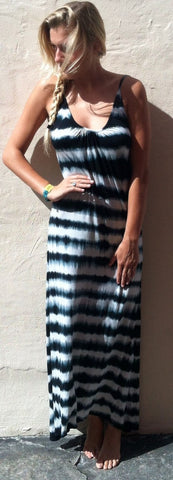 Striped  Muse Dress
